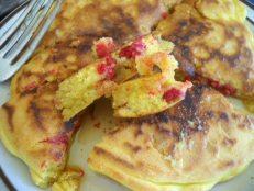 Autumn Olive gluten free pancake