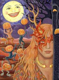 Samhain by Jade Bengco