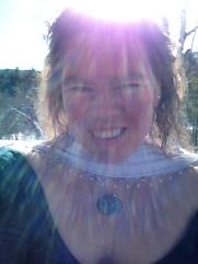 Arianna Alexsandra Collins, author of Hearken to Avalon