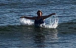Arianna in the Ocean